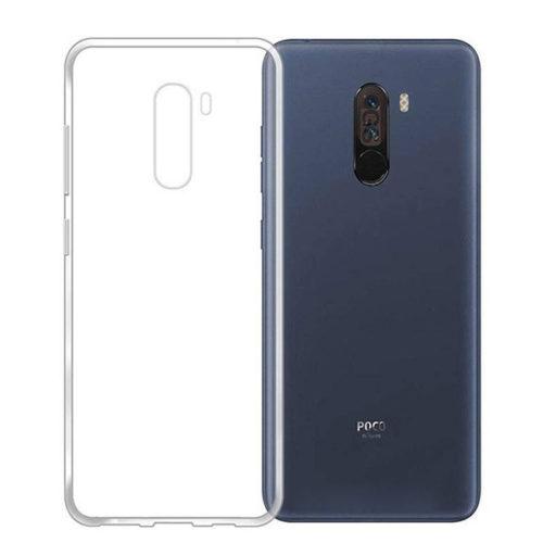 Θηκη TPU TT Xiaomi Pocophone F1 Διαφανη