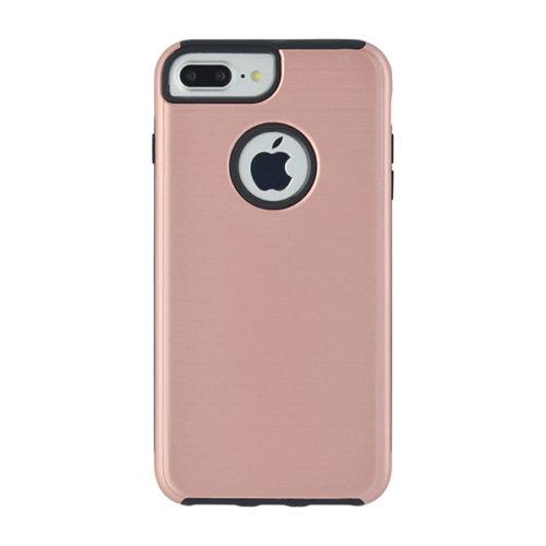 Θηκη Vega Series Για Apple iPhone 6+ / 6s+ / 7+ Ροζ Χρυση