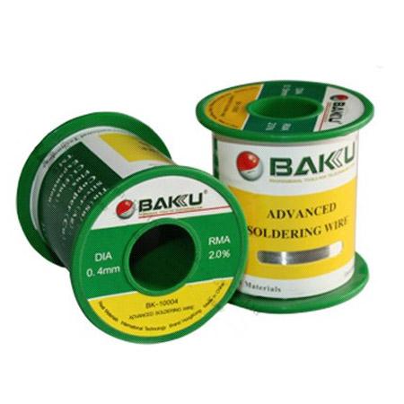 Καλαϊ Συγκολλησης Baku 1002 Ρολλο 0.2mm 50gr