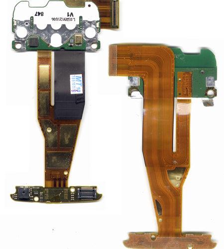 Καλωδιο Πλακε Αρθρωσης Για Nokia 6600s - 6600is Με Πλακετα Aνω Πληκτρολογιου