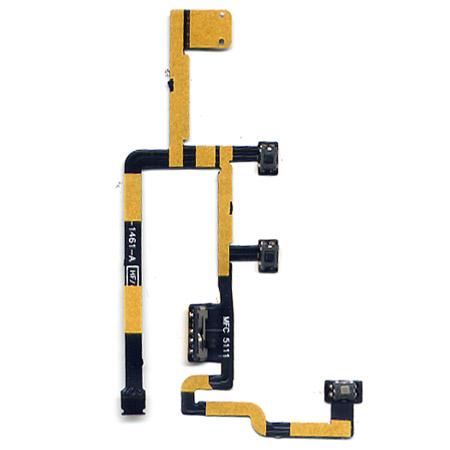 Καλωδιο Πλακε Για Apple iPad 4 Με Επαφες On/Off-Volume-Lock OR