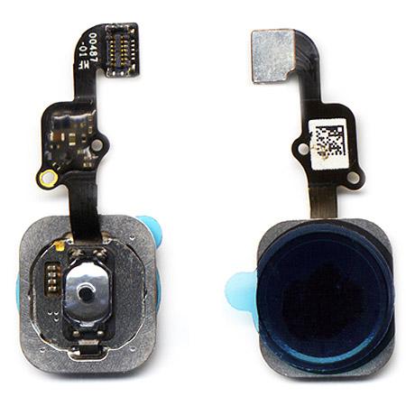 Καλωδιο Πλακε Για Apple iPhone 6s / 6s+ Με Home Button Μαυρο OR