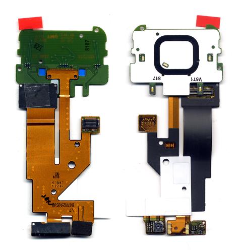 Καλωδιο Πλακε Για Nokia 5610 Με Πλακετα Ανω Πληκτρολογιου Και Μικρη Καμερα SWAP
