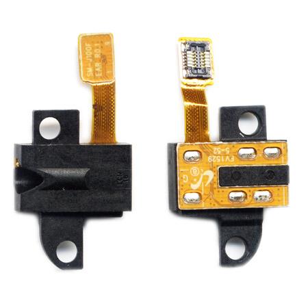 Καλωδιο Πλακε Για Samsung J100 Galaxy J1 Με Υποδοχη Ακουστικων AV