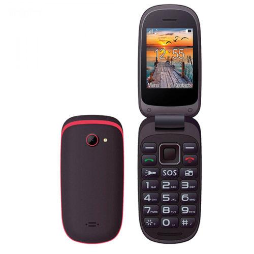 Κινητο Τηλεφωνο Maxcom MM818 Dual Sim με Μεγάλα Πλήκτρα