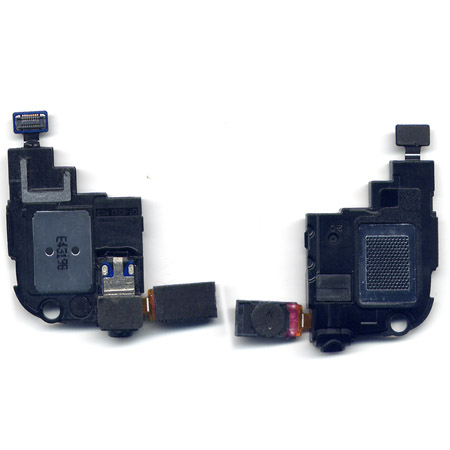 Κουδουνι Για Samsung i8260/ i8262 Core Με Frame Μαυρο Και Υποδοχη Ακουστικων AV OR