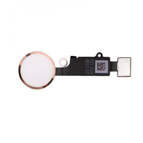 Κουμπι Αποκαταστασης Home Button Universal HX 3D Για iPhone 7 / 7+ / 8 / 8+ Χρυσο
