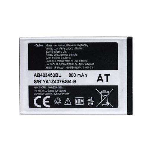 Μπαταρια AB403450BUC Για Samsung S3500 - E2550 - M3510 Bulk OR