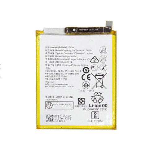 Μπαταρια HB366481ECW Για Huawei Ascend P9 / P9 Lite bulk OR