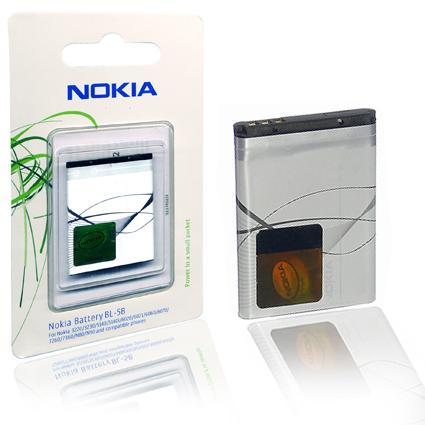Μπαταρια Nokia BL5B Για Nokia 5140