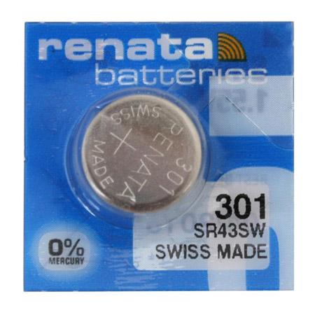 Μπαταρια Renata 301 10 Τεμαχια