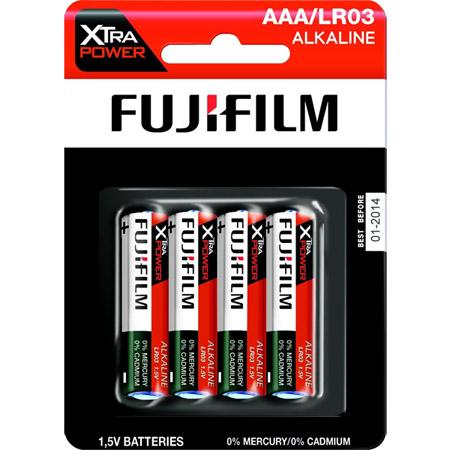 Μπαταριες Fujifilm Xtra Power Alkaline AAΑ LR3 (4 τεμ)