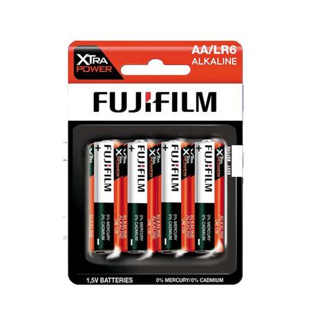 Μπαταριες Fujifilm Xtra Power Alkaline AA LR6 (4 τεμ)