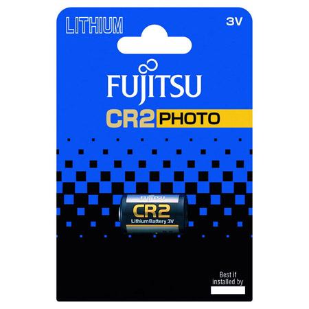 Μπαταριες Fujitsu CR2 3V (1τμχ)