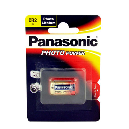 Μπαταριες Panasonic CR2 3V (1τμχ)