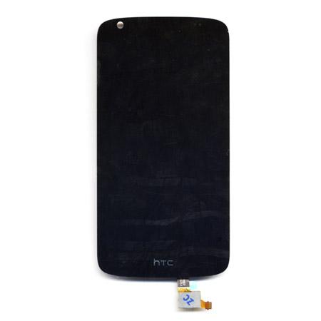 Οθονη Για HTC Desire 526 Με Τζαμι Μαυρο OR