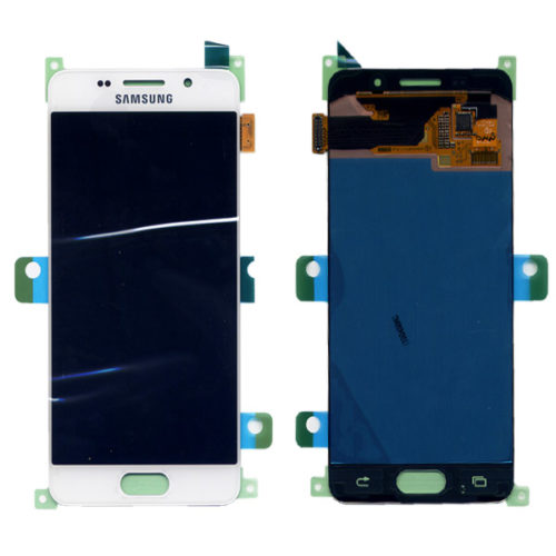 Οθονη Για Samsung A310 Galaxy A3 2016 Με Τζαμι Ασπρο OR