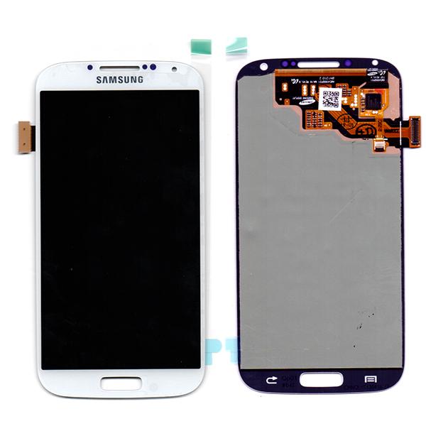 Οθονη Για Samsung i9505 Galaxy S4 Με Τζαμι Ασπρο Grade A
