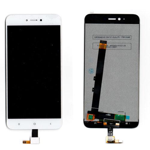 Οθονη Για Xiaomi Redmi Note 5A Με Τζαμι Ασπρο Grade A