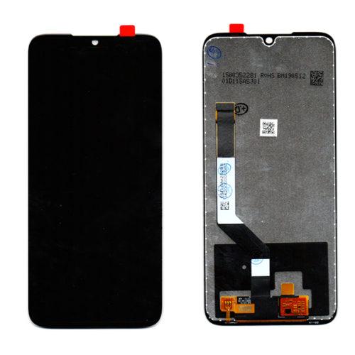 Οθονη Για Xiaomi Redmi Note 7 / Note 7 Pro Με Τζαμι Μαυρο Grade A
