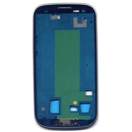 Περιμετρικο Προσοψης Για Samsung i9300 Ασπρο Με Frame OR