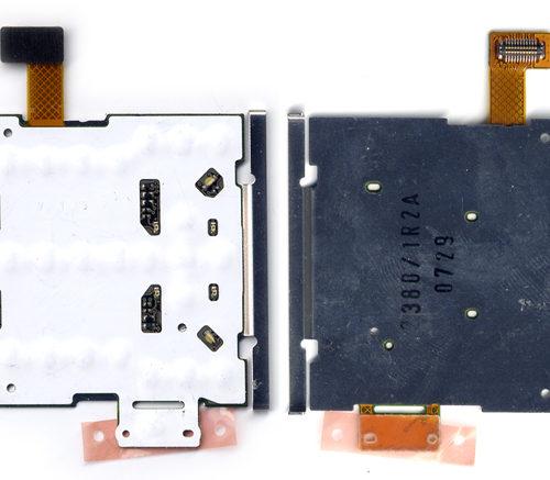 Πλακετα Πληκτρολογίου Για SonyEricsson W660 OEM