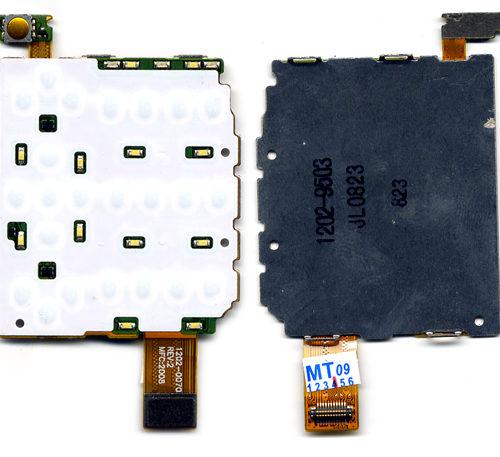 Πλακετα Πληκτρολογιου Για SonyEricsson C702 OR
