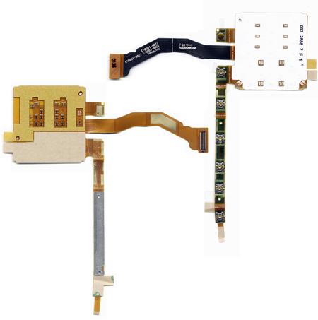 Πλακετα Πληκτρολογιου Για SonyEricsson W902 Με Flex Και Διακοπτες Πλαινους OR