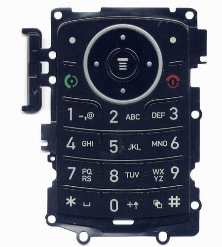 Πληκτρολογιο Για Motorola W220 Μαυρο