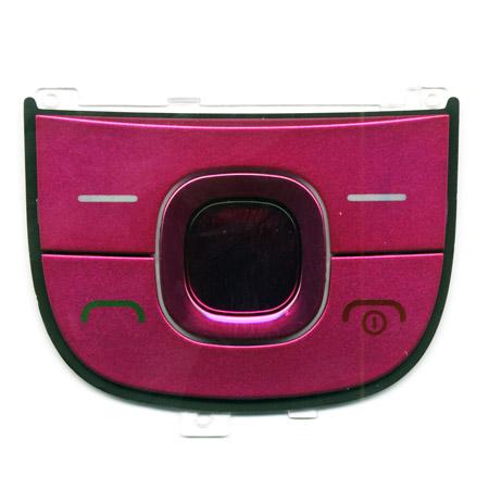 Πληκτρολογιο Για Nokia 2220 Slide Ροζ Σετ Πανω-Κατω OR