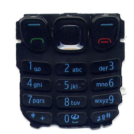 Πληκτρολογιο Για Nokia 6303 Classic Μαυρο OEM