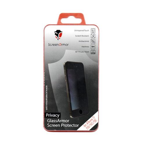 Προστατευτικο Τζάμι Οθονης  Privacy Για Apple Iphone 5/5s/5c/SE