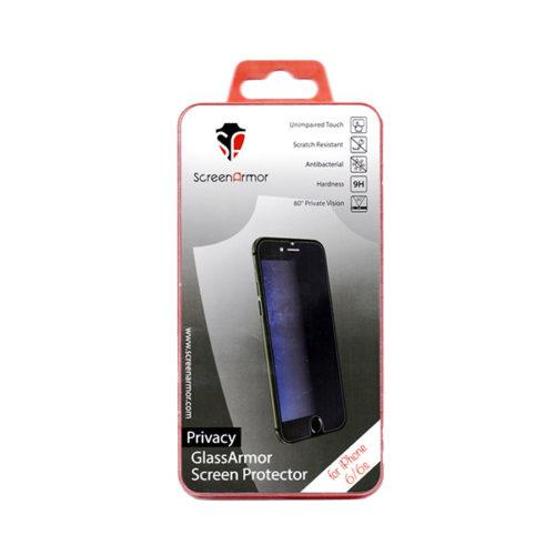 Προστατευτικο Τζάμι Οθονης  Privacy Για Apple Iphone 6+/6s+