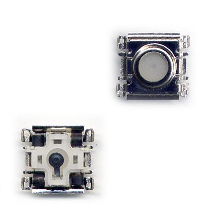 Ροδακι Για Blackberry 9000 Mouse Trackball Εξωτερικο Ασπρο Με Δαχτυλιδι Ασημι OR