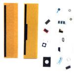 Σφουγγαρακια-Αυτοκολλητα Rubber Για iPhone 4S 16 Τεμαχια
