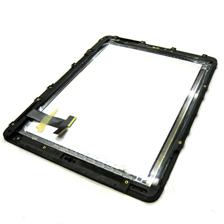 Τζαμι Για Apple iPad1 (Wifi Version) Με Frame OR