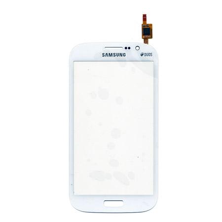 Τζαμι Για Samsung i9060i Galaxy Grand Neo Plus Ασπρο REV 0.0 Grade A