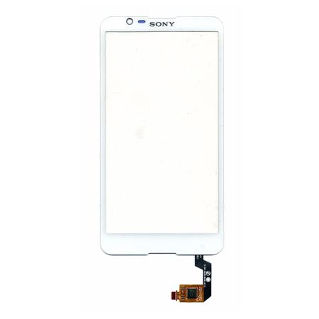 Τζαμι Για Sony Xperia E4 Ασπρο Grade A
