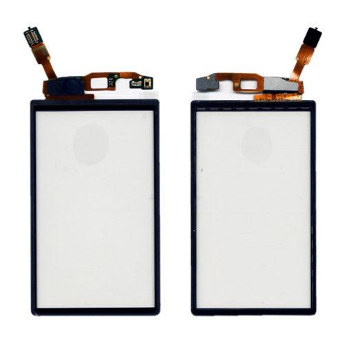 Τζαμι Για SonyEricsson Xperia Neo - MT15 - MT11 OR Digitizer Μαυρο Χωρις Frame
