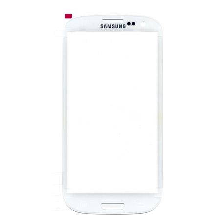 Τζαμι Για Touch Samsung Galaxy S3 i9300 Ασπρο Grade A