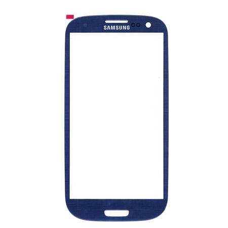 Τζαμι Για Touch Samsung Galaxy S3 mini i8190 Μπλε Grade B