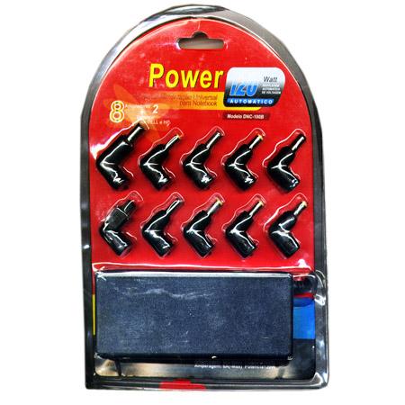 Τροφοδοτικο Ρευματος Και Αυτοκινητου Για Laptop Universal 120W/5A Με 8 Βυσματα Adaptors Εξοδο 12-15-16-18-19-20-22-24V 5.0A Και USB 5V/2A