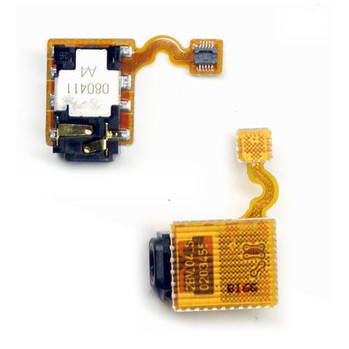 Υποδοχη Ακουστικων Για Nokia N78 AV Jack Με Καλωδιο Πλακε OR