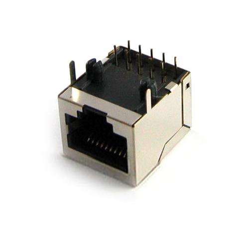 Υποδοχη Βυσματος RJ48 10 Pins Για MT BOX Πλακετας