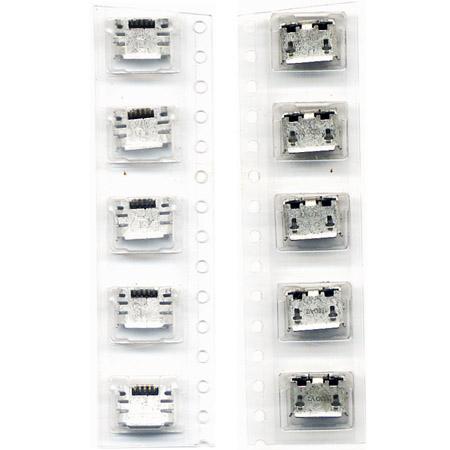 Υποδοχη Φορτισης Για Nokia 701 OR (micro usb) 5 pins