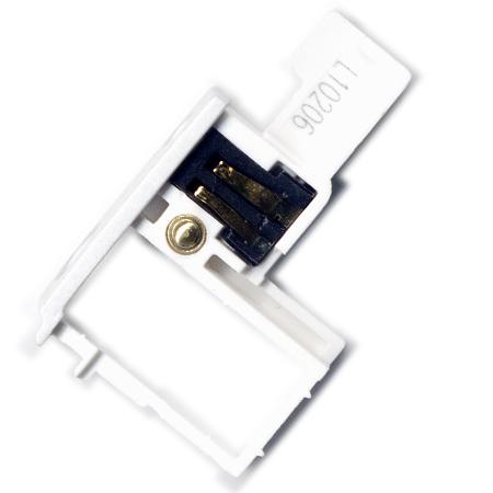 Υποδοχη Φορτισης Για Nokia X6 Με Πλαστικη Ασπρη Βαση OR