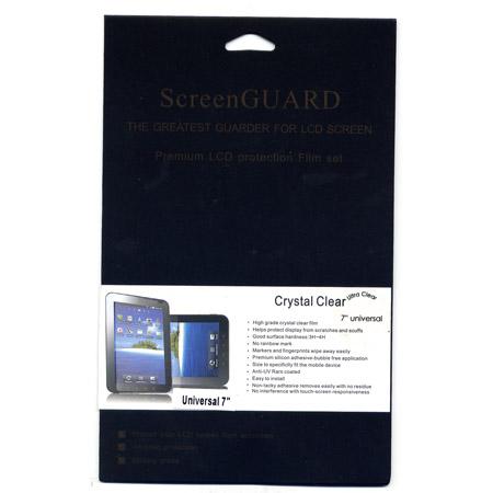 Φιλμ Προστασιας Οθονης 7'' Universal Για Tablet Clear