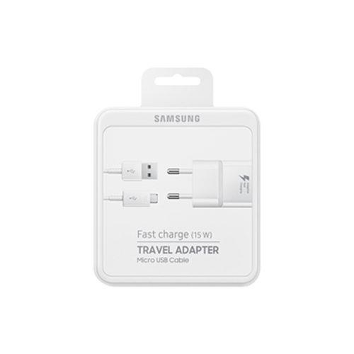 Φορτιστης Ταξιδιου Samsung EPTA20EWEUGWW  Micro Usb Άσπρoς OR