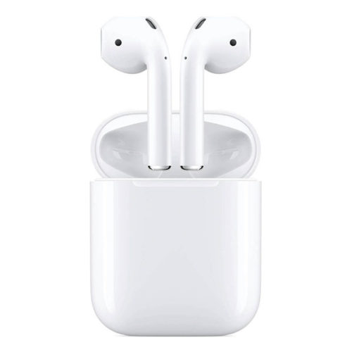 Bluetooth Apple Airpods MV7N2ZM/A 2019 Standard Case Original