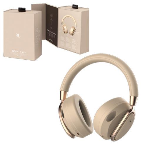 Bluetooth Headphone Defunc Mute Χρυσό